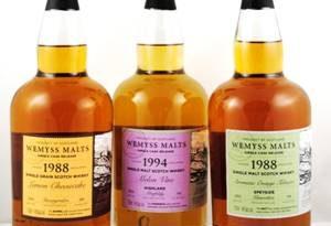 Wemyss Malts, (c) Alba
