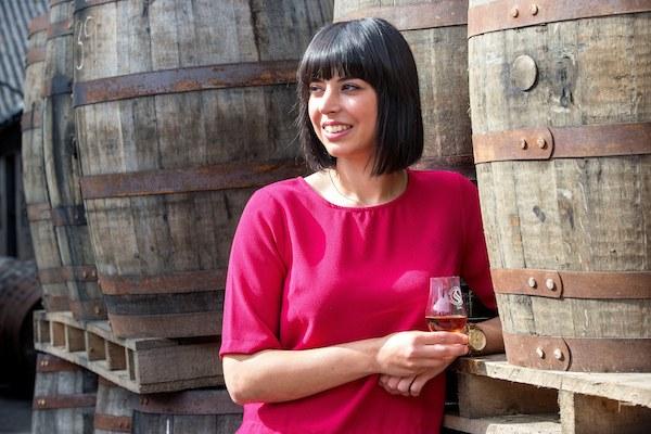 Pery Zakeri - Adminstrator Spirit of Speyside Whisky Festival