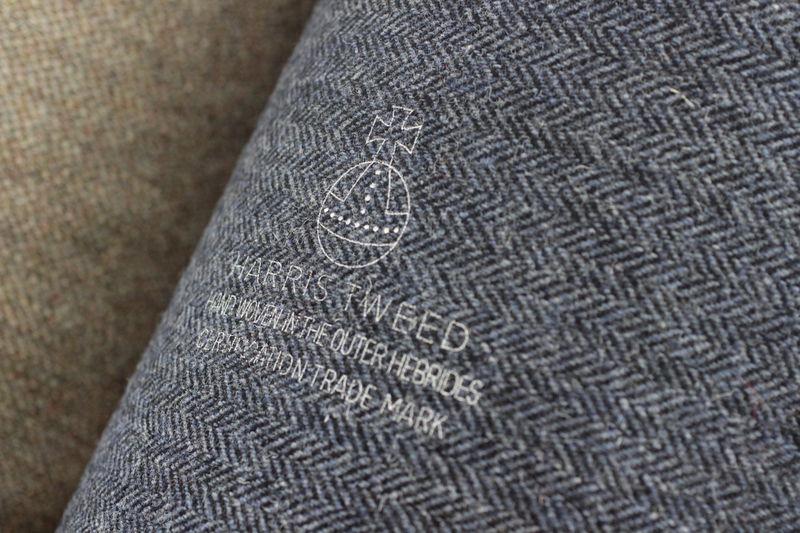 Harris Tweed mit Whisky-Aroma