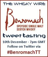 Twitter Tasting Benromach