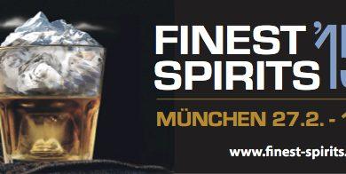 Logo der Finest Spirits 2015