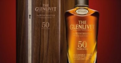 The Glenlivet, Winchester Collection, 1964