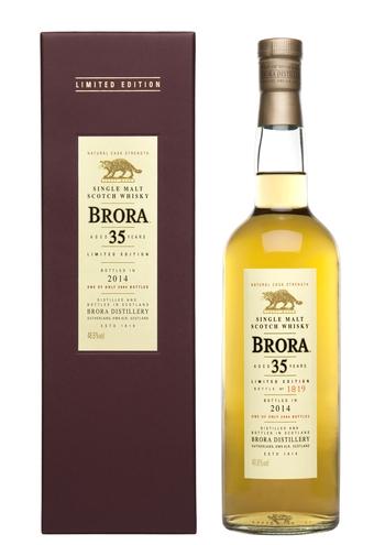 SR2014 Brora, 35yo