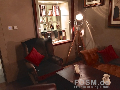 Kaminzimmer, Flemming Rooms, Aberlour