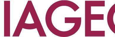 Logo von Diageo