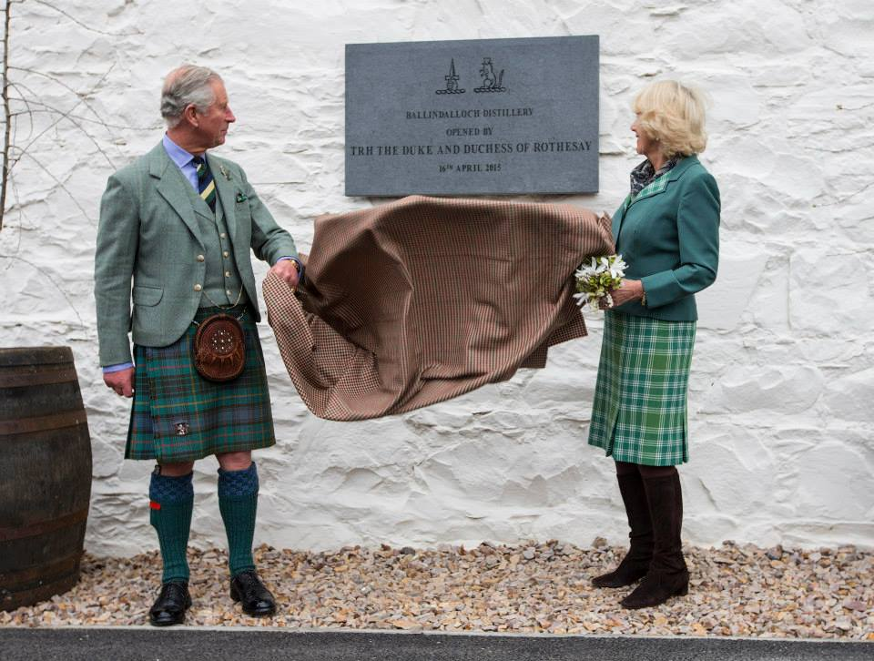 Prince Charles and Camilla Parker Jones