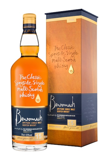 Benromach_15 Years Old Bottle & Box