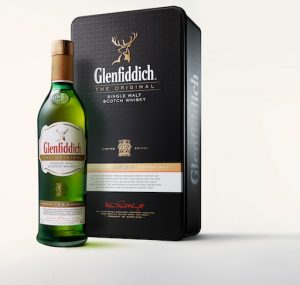Glenfiddich_The Original 1963_Bottle and Box