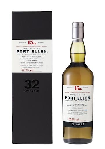 Port Ellen 32 Jahre