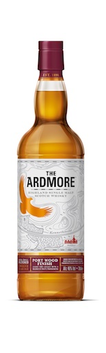 The Ardmore_Port Wood Finish_Bottle