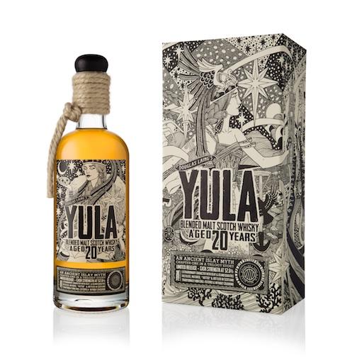 Yula Bottle and Box