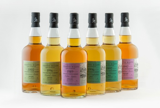 Wemyss Single Casks Jan 15 Release group