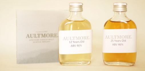Aultmore 12y0 25yo