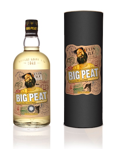 Big Peat Feis Ile Bottling