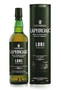 Packshot Laphroaig Lore