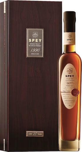 SPEY Cask 27, 25yo, 1990
