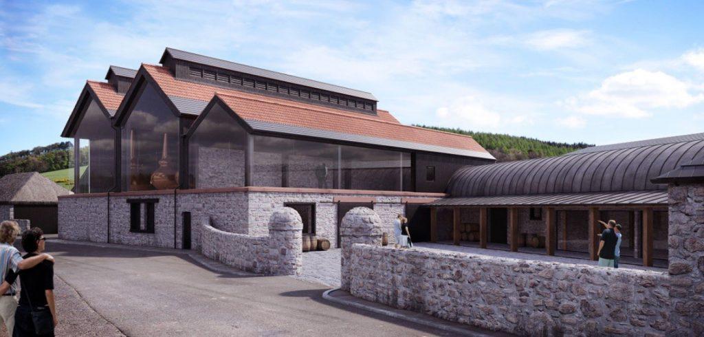 Lindores Distillery