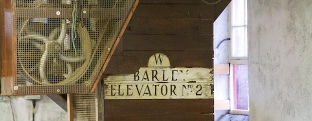 Balvenie Barley Elevator