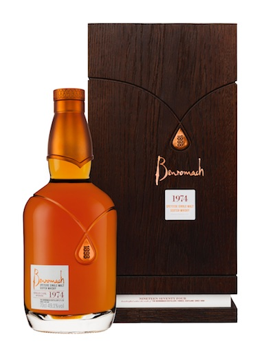 Benromach 1974 HERO BOX & BOTTLE