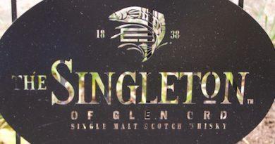 Singleton of Glen Ord