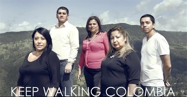 Keep Walking Columbia