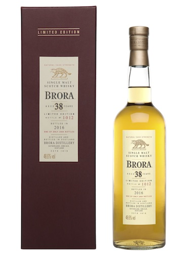 Brora 38yo Special Releases 2016