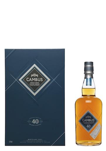 Cambus 40yo Special Releases 2016