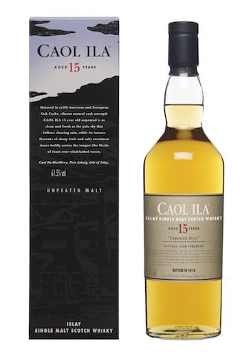 Caol Ila 15yo Special Releases 2016