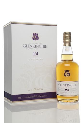 Glenkinchie 24yo Special Releases 2016