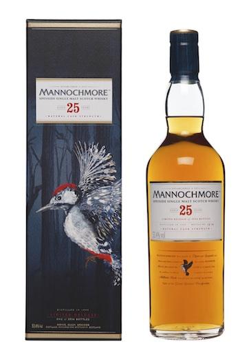 Mannochmore 25yo Special Releases 2016
