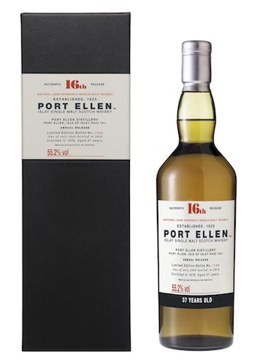 Port Ellen 32yo Special Releases 2016