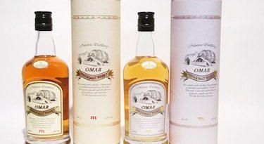 Nantou OMAR Bourbon Sherry