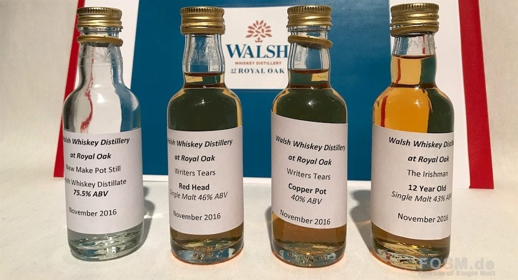 Twitter Tweet Tasting Walsh Whiskey