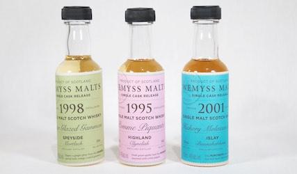 Wemyss Malts - Mortlach, Clynelish, Bunnahabhain