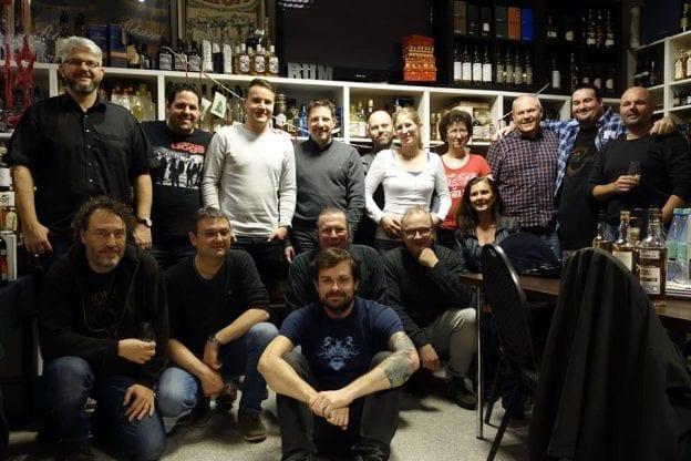 Blogger und Youtuber bei Marco Bonn, 12/2016