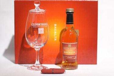 Tasting Glenmorangie Bacalta