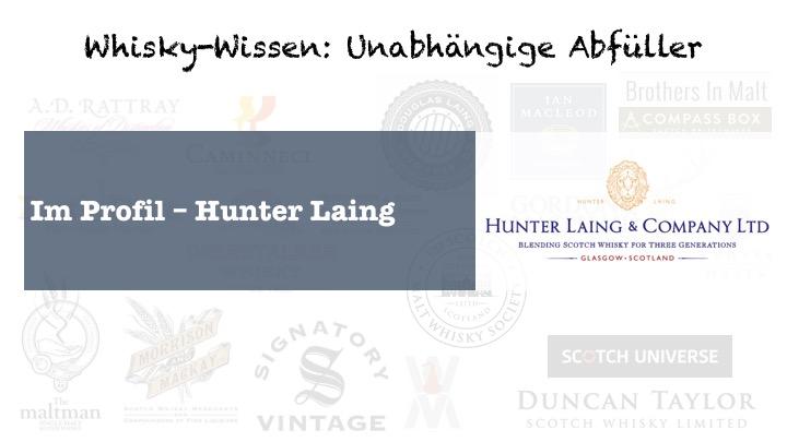 UA Hunter Laing im Profil