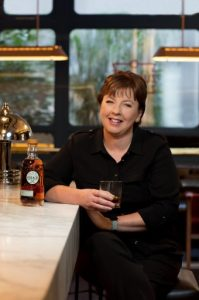 Caroline Martin, Master Blender Diageo