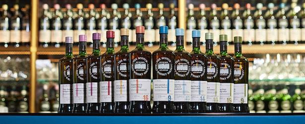 SMWS New Bottles 2017