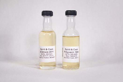 Spirit & Cask Range im Tasting