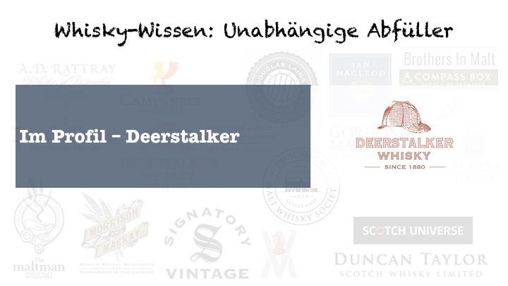 Deerstalker im Profil