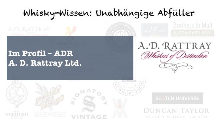 A. D. Rattray im Profil