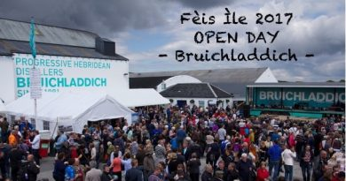 Open Day bei Bruichladdich