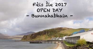 Open Day bei Bunnahabhain