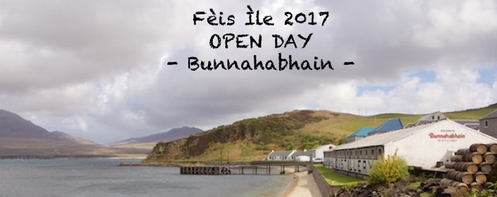 Open Day bei Bunnahabhain