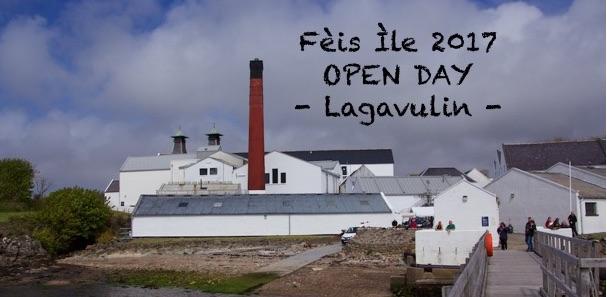 Open Day bei Lagavulin