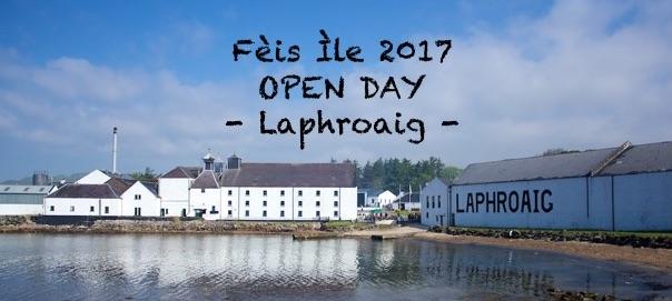 Laphroaig Open Day
