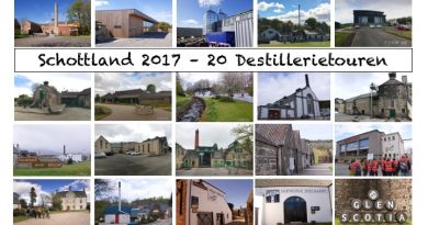 Schottland Roadtrip 2017