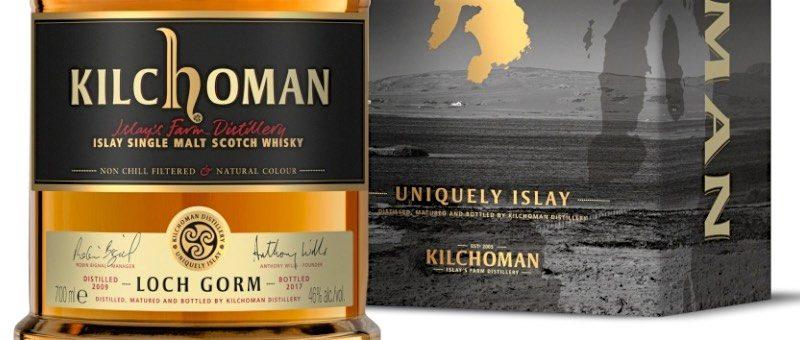 Tasting Kilchoman Loch Gorm