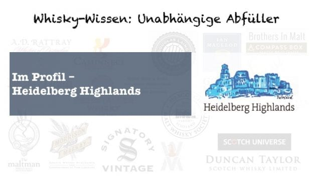 Heidelberg Highlands im Profil